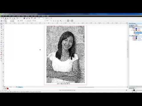 How Do I Use Photograv For Photo Engraving On A Laser Youtube