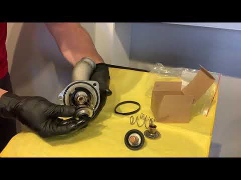How to Replace 2006 – 2009 Land Rover Range Rover Thermostat Fast