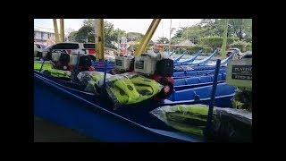 BFAR, nagkaloob ng 11 fiber glass na bangka sa mangingisda sa Occidental Mindoro