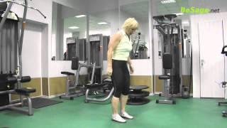 Комплекс упражнений в домашних условиях по принципу круговой тренировки, на сжигание жира