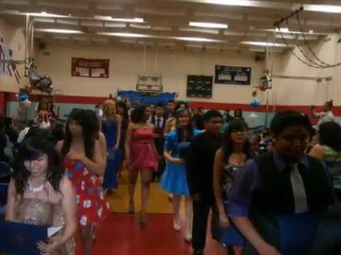 Rogers Street Academy graduation 2012
