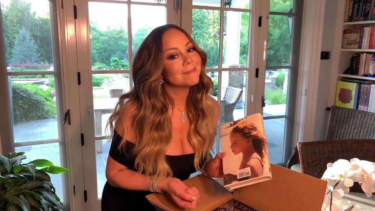 Mariah Carey - Unboxing 'The Meaning of Mariah Carey'