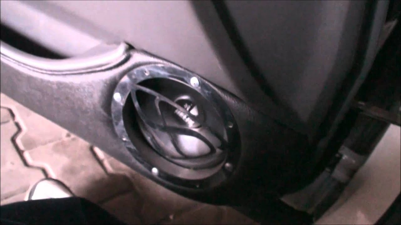 Mazda 626 Audio System Manual