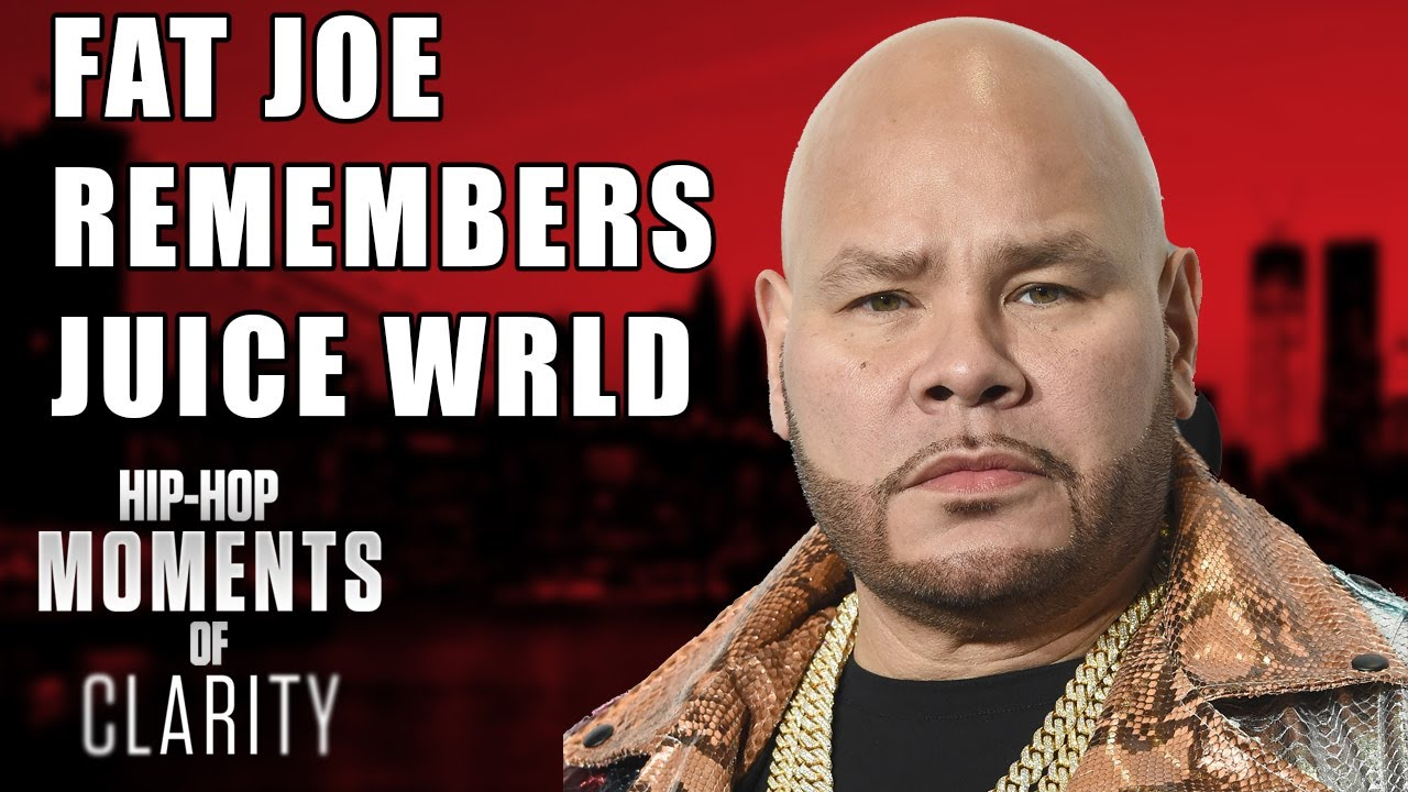 Fat Joe Remembers Juice Wrld, Explains Eminem Nick Cannon Diss