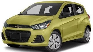 [WOW THE BEST] 2018 Chevrolet Spark   2018 chevrolet spark review
