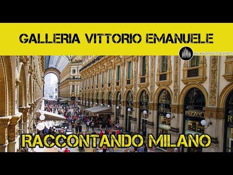 RACCONTANDO MILANO - Puntata 2 - Galleria Vittorio Emanuele