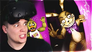 CHODZĘ PO PIZZERII Z ANIMATRONIKAMI! -  Five Nights at Freddy's VR: Help Wanted #12