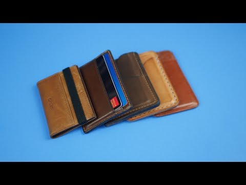 top-5-best-mens-leather-card-wallets