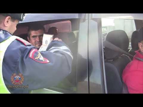 В Ермаковском районе ГИБДД проверяет весь пассажирский транспорт
