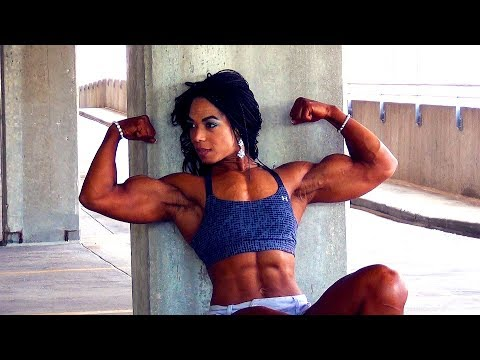 Women's Physique Competitor - Jada Beverly
