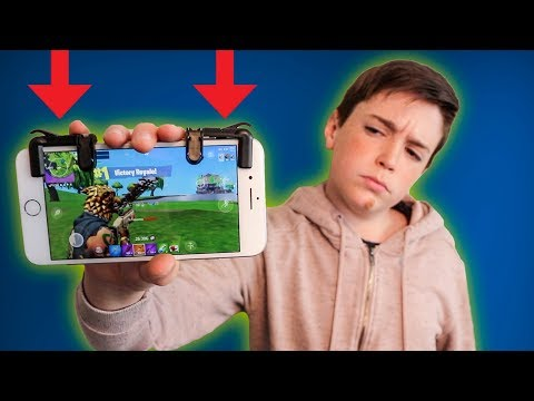 THIS WILL HELP YOU WIN IN FORTNITE MOBILE??