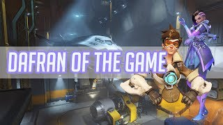 Overwatch - Dafran Of The Game Tracer and Sombra