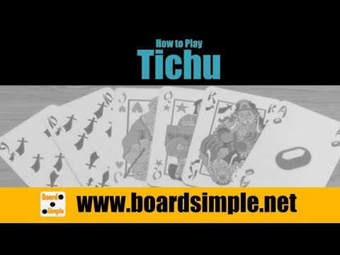 How To Play - Tichu