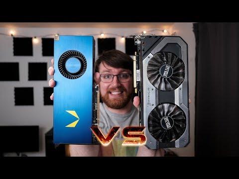 AMD Vega Frontier Edition Vs Nvidia GTX 1080 In 2019!