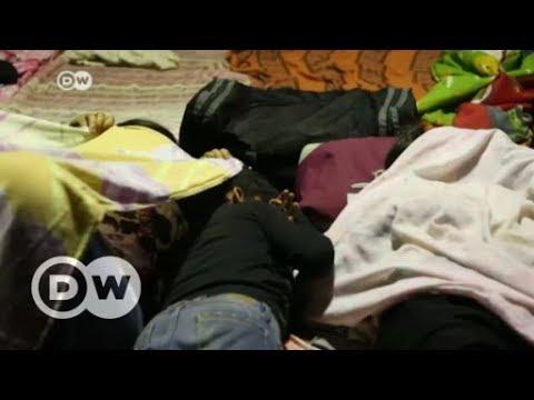Venezuela migrant crisis: Brazil sends troops to border | DW English