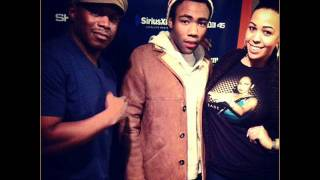 Childish Gambino - 5 Fingers Of Death (Sway In The Morning Freestyle) (New Music November 2011)