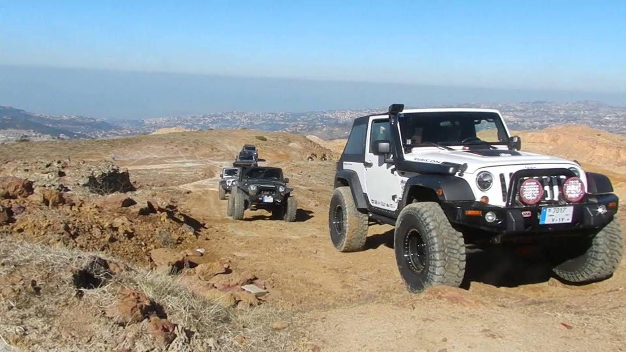Good Jeep Wrangler Rubicon Offroad Trail   YouTube