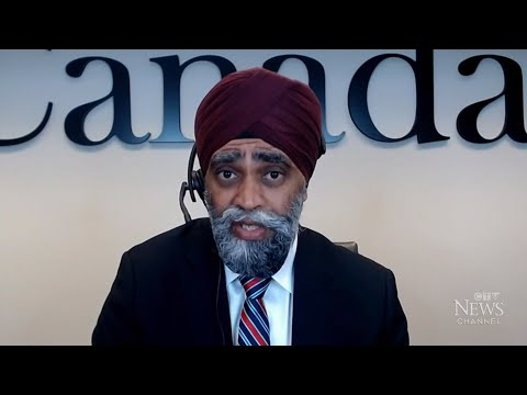 Sajjan weighs in on Canadian military misconduct complaints