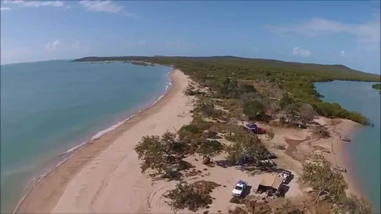 Cape Palmerston - YouTube