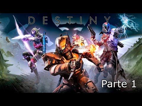 Destiny DLC The Taken King (El Rey de los Poseidos)  Walkthrough / Let's Play - Parte 1 - Español
