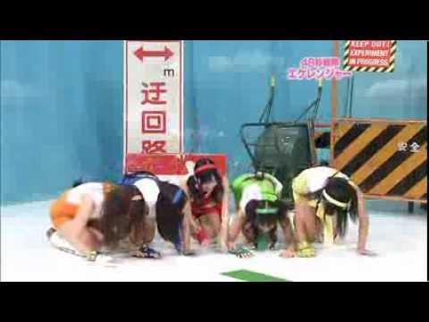 AKB48 まゆゆがミニスカブーツ姿でパンチラ Watanabe Mayu