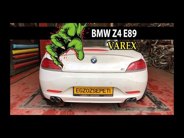 BMW E89 Z4 2.8 VAREX EGZOZ SESİ