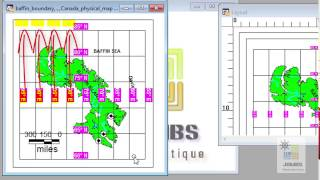 managing grid coordinate (manual approach) - Mapinfo Workspace