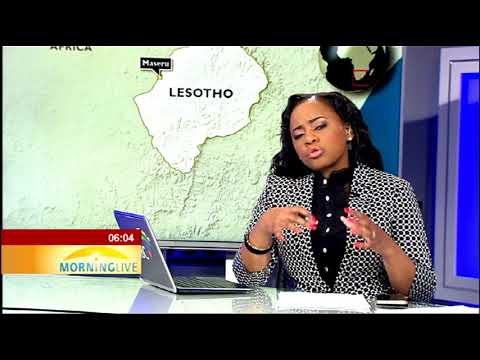 Update on Lesotho's current situation