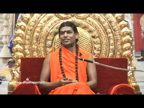 Genetic Science Behind Initiation: Nithyananda Morning Message (21 Oct 2010)