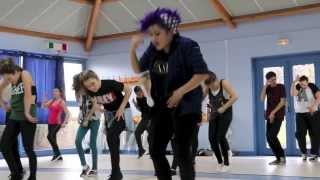 IDC CHINA TOUR - HIP HOP DANCE MASTERCLASS