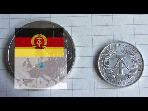 DEUTSCHE DEMOKRATISCHE REPUBLIK (DDR), 1 Pfennig, 1968