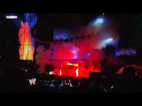 The Best Entrance Ever Of D Generation X