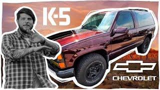 Я продаю Chevrolet Blazer K5