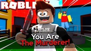 Je suis LE MURDERER!! Roblox Murder Mystery KILL STREAK!