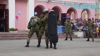 День ВДВ в Усть Катаве