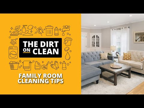 family room cleaning tips youtube