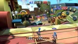 Brawl Busters Deathmatch Gameplay (Rocker Class)