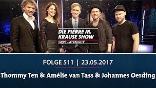 Die Pierre M. Krause Show vom 23.05.2017