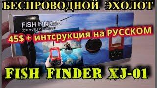 видео Русские эхолоты