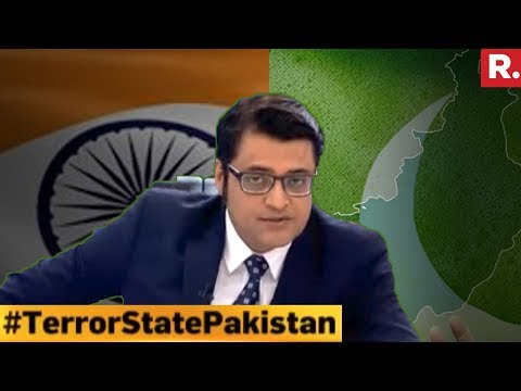 Big Diplomatic Victory For India, Setback To Pakistan | The Debate With Arnab Goswami