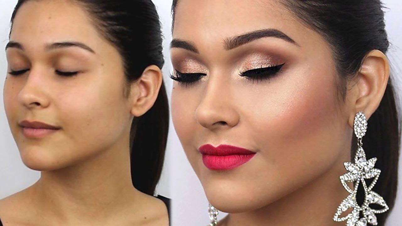♡ Neutral Smokey Eye - Classic Look by Melissa Samways - Make Up ...