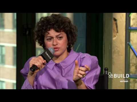 """Alia Shawkat Discusses The TBS Series, """"Search Party"""" 