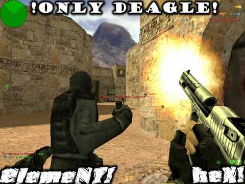 Only Deagle!