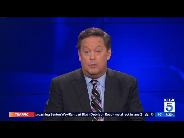 Bill Smith Dies: Longtime L A  TV Newsman Was 74 – Deadline