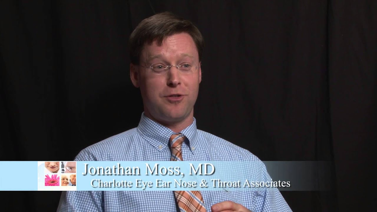 Jonathan Moss, Md - Charlotte Eye Ear Nose  Throat -2610