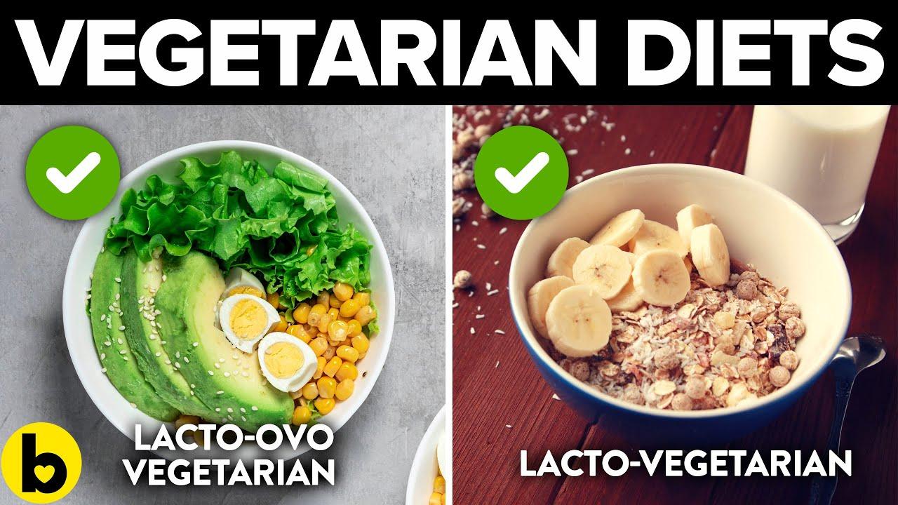 6 Types of Vegetarian Diets: A Dietitian Explains