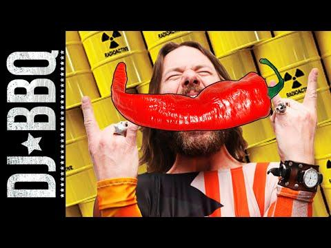 DJ BBQ Vs. Hot Sauce! | DJ BBQ