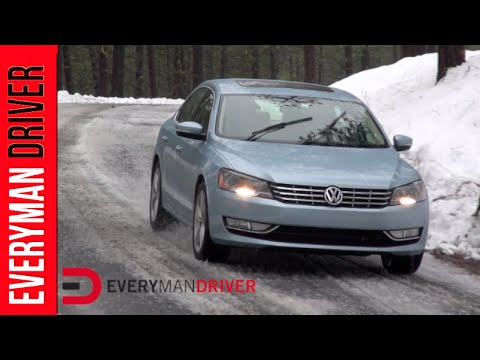 2013 Volkswagen Passat Review on Everyman Driver