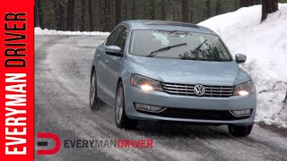 Here's the 2013 Volkswagen Passat Review on Everyman Driver