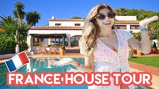 FRANCE HOUSE TOUR! | Amelia Liana